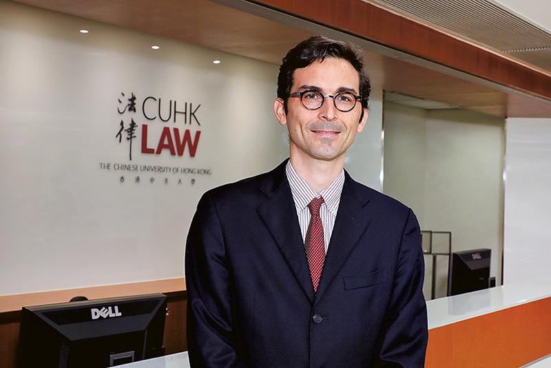 中大法律學院四大碩士課程 涉獵範疇廣 迎合不同需要