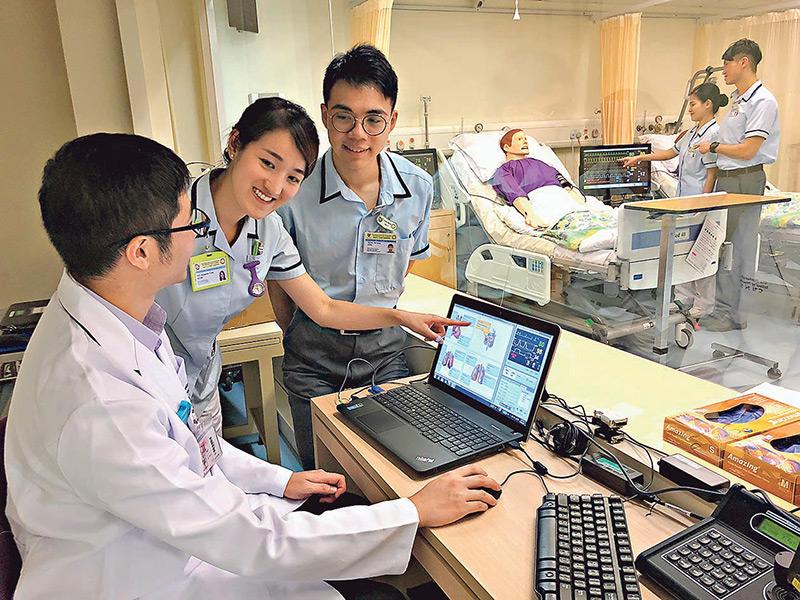 中大護理科學碩士課程 讓你投身護理專業