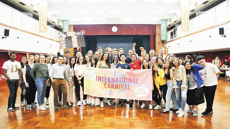 全球化理念 獨特教育模式 恒大培育學生全方位發展