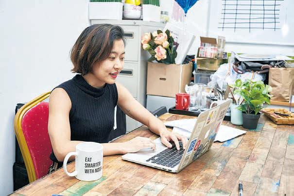 楊雯分享投身初創經驗 「須具解難能力與溝通技巧」