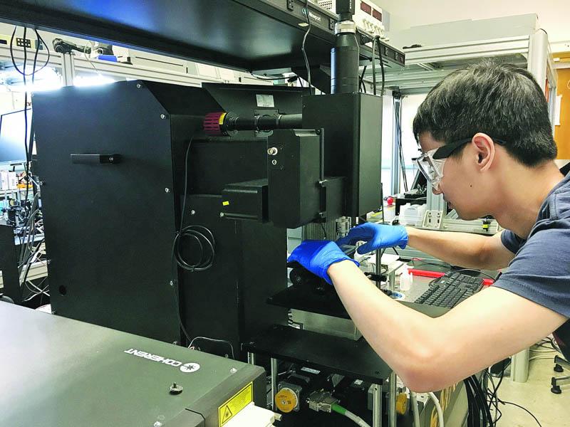 中大機械與自動化工程學系 掌握創新知識 培養優秀人才