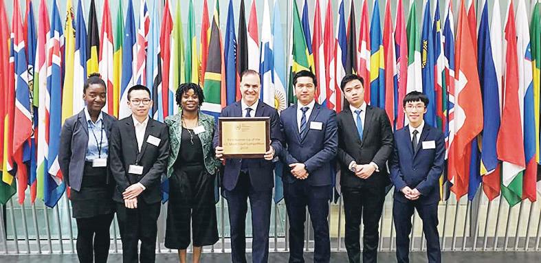 中大法律學院法學士課程 推跨國雙學位課程 教學模式創意革新
