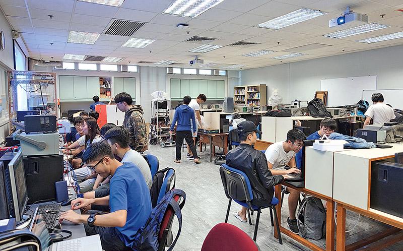中大計算機科學與工程學系 首辦人工智能學士課程 培養優秀科技人才