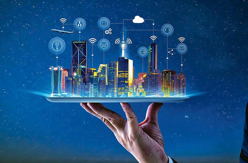 物聯網配合大數據分析 建築設計越趨人性化