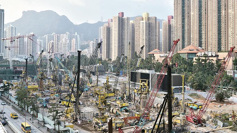 建造業人才需求持續增加 工程系學生前景佳
