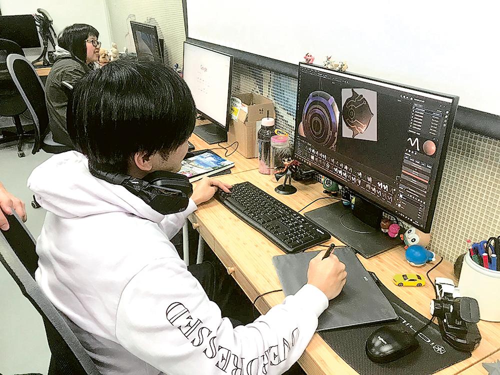 電腦動畫創作成專業 樂言社助基層年輕人開闢就業出路