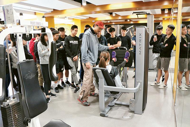 嶺南LIFE職業導向課程出路廣 全方位助年輕人展翅高飛 成就夢想