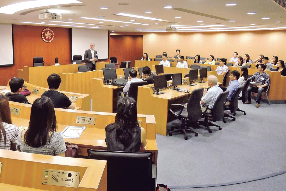 中大法律學院課程 業界精英授課 理論實踐兼備