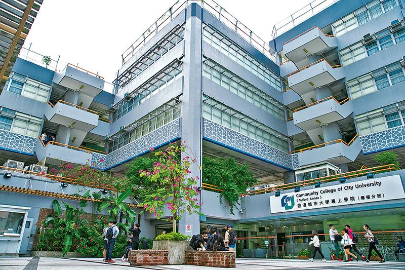 香港伍倫貢學院 課程針對業界需求 畢業生出路廣