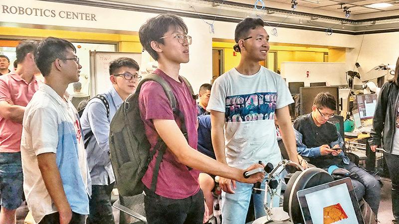 中大電子工程學系 課程緊貼社會需求 畢業生前景佳