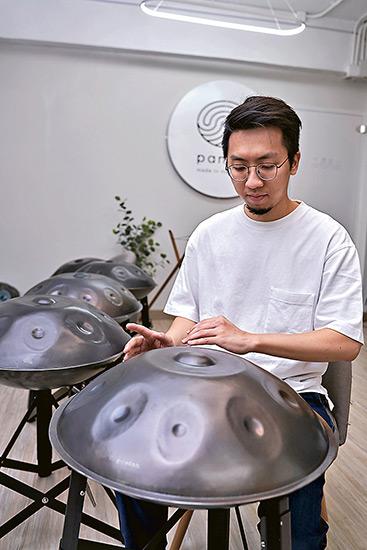 理大物理系畢業生走上音樂路 創業推廣手碟文化