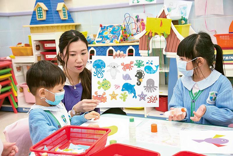 東華學院幼兒教育課程 著重早期及特殊教育 培育學生成專業幼師