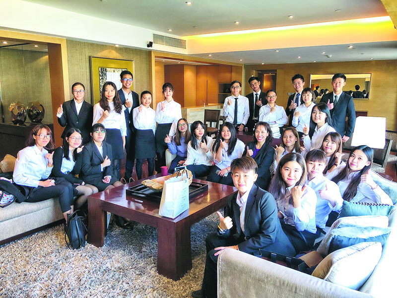 嶺南LIFE三大課程 理論與實踐兼備 增強畢業生競爭力 為升學就業鋪路