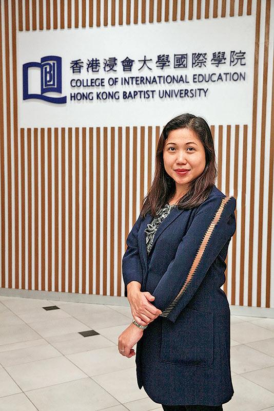 香港浸會大學國際學院 優質教學 成就學生全人發展