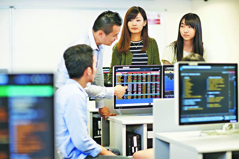 理大「投資科學及金融分析(榮譽)理學士」課程 全方位培訓 成就金融業專才