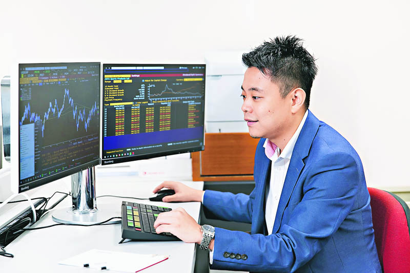 應對金融業趨向數據主導 金融專才宜兼具數理分析力與編程知識