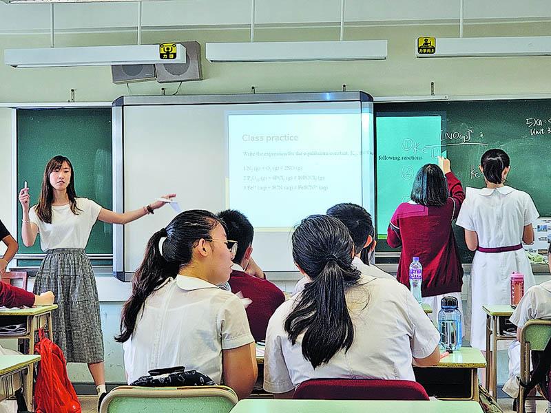 教大科學與環境學系兩大課程 培養科教老師 為社會作育英才