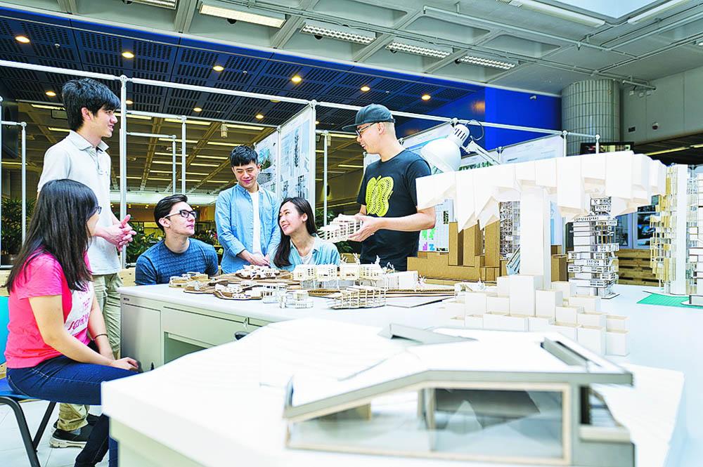 城大工學院 多元課程 全方位培養優秀工程人才