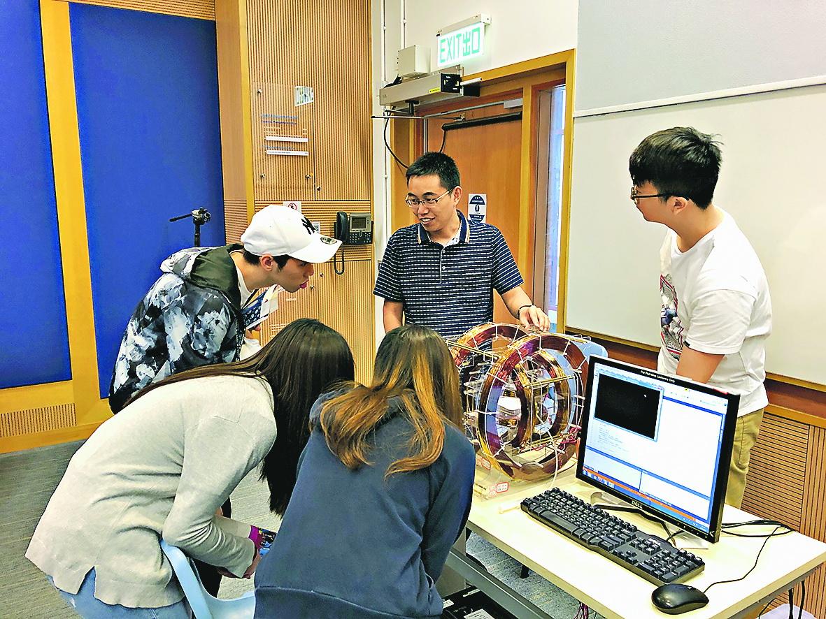 城大生物醫學工程學士課程 跨學科培訓 重實踐應用