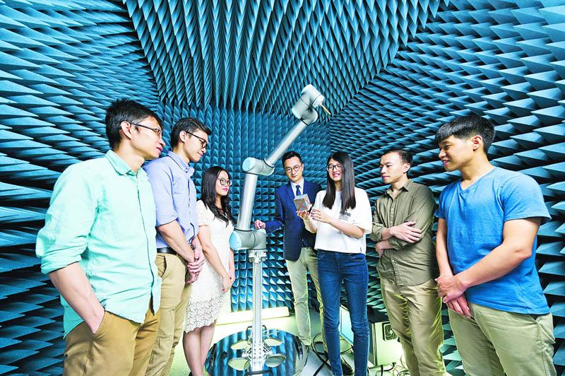 城大電機工程學系課程 學習新科技改善生活質素