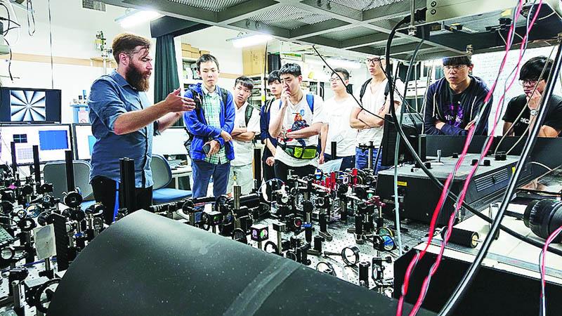 城大應用物理學理學士課程 打好純物理基礎 把握創科新機遇