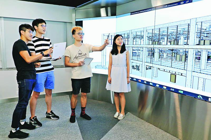城大建築學及土木工程學系 培訓協作技巧 提升行業競爭力