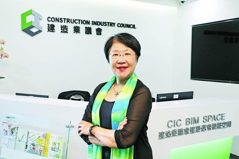 建造業求才若渴 掌握新知識 提升競爭力