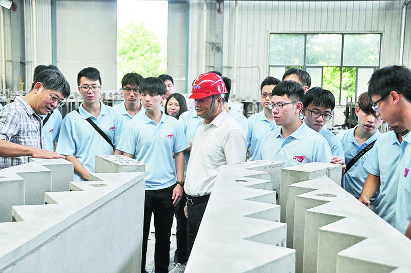 城大工程學院建築科技學部副學士 三大實務課程 助邁向專業