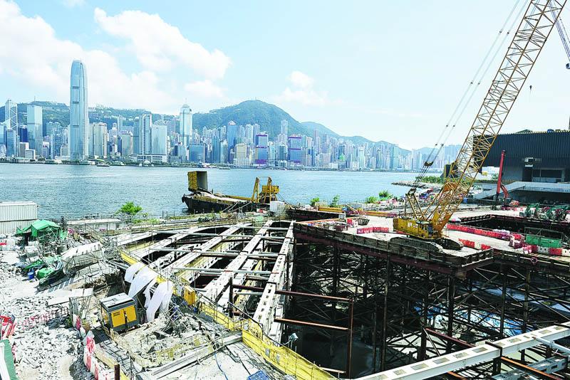 建造業革新發展 工程科技知識 缺一不可