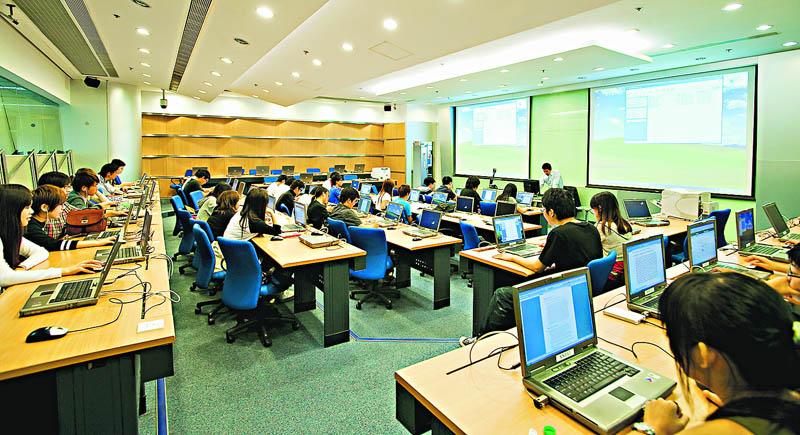 城大電腦科學理學士 五大範疇助學生成就專業