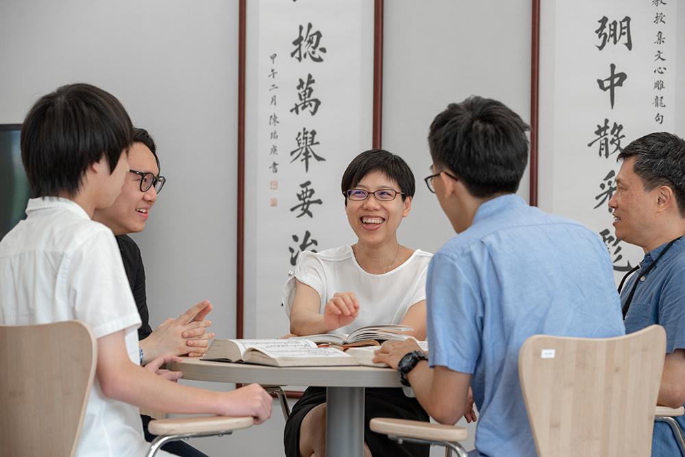 香港恒生大學「中文(榮譽)文學士」課程 扎根傳統.銳意創新