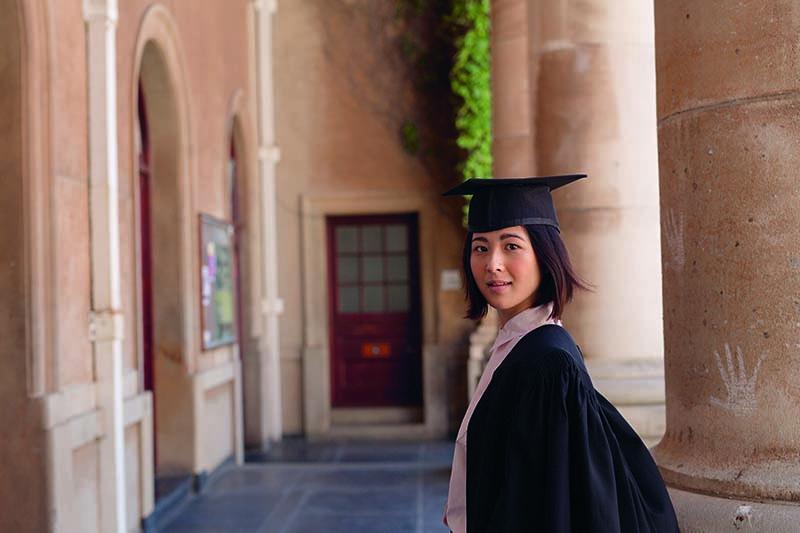 出國留學早做打算、9月直通國外大學