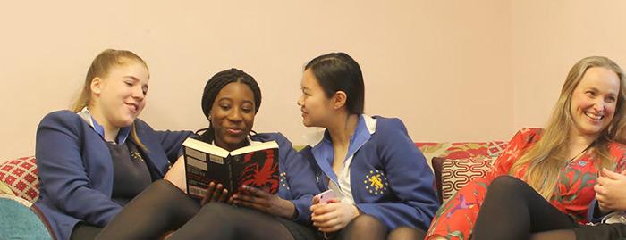 英國公立中學, 英國留學, 英識教育, 語文專攻學院, specialist language colleges, Hockerill Anglo-European College,