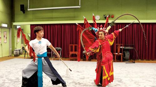 演藝戲曲學院 造就專業粵劇表演者 傳承文化