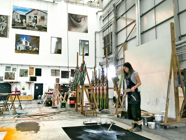 演藝舞台及製作藝術學院 藝術創作結合技術 培育舞台全才
