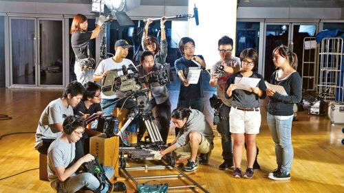 演藝電影電視學院 國際水平專業培訓 為業界注入新動力