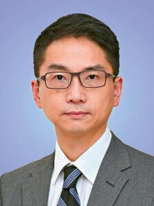 香港金融管理局金融科技促進辦公室首席金融科技總監周文正
