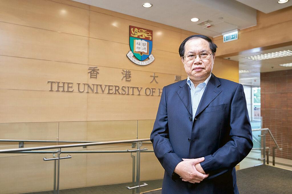 鄒錦沛博士指出,校內的金融科技學院有助提升金融科技領域的教學和研究質素,激發創新思維。