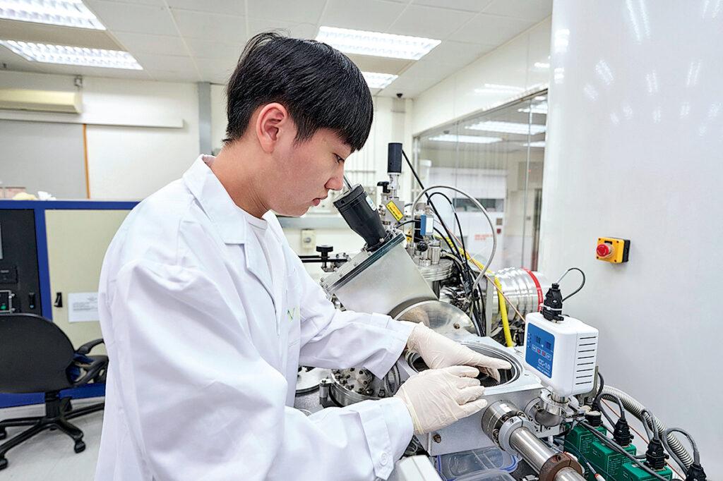 科研培訓是課程重要一環