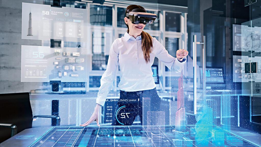 課程近年加入多種科技元素,如教導學生使用近年流行的VR及BIM系統。