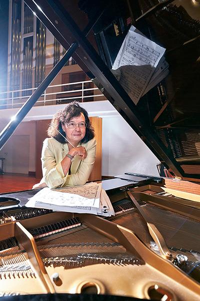 演藝音樂學院 全方位訓練 培養專業音樂家
