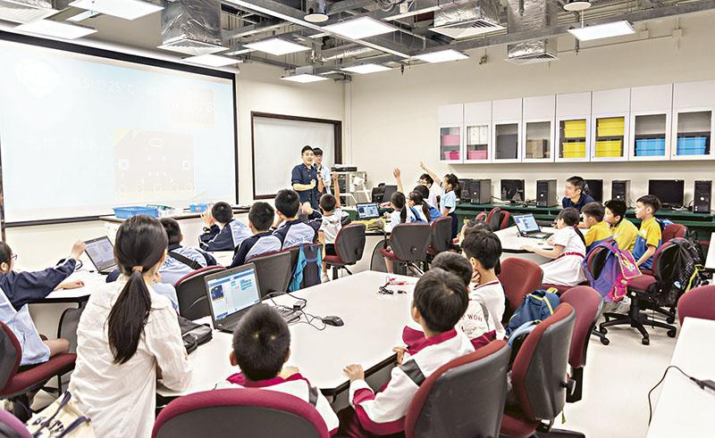 教大科學與環境學系兩大課程 全方位培育優秀科學及常識科教師