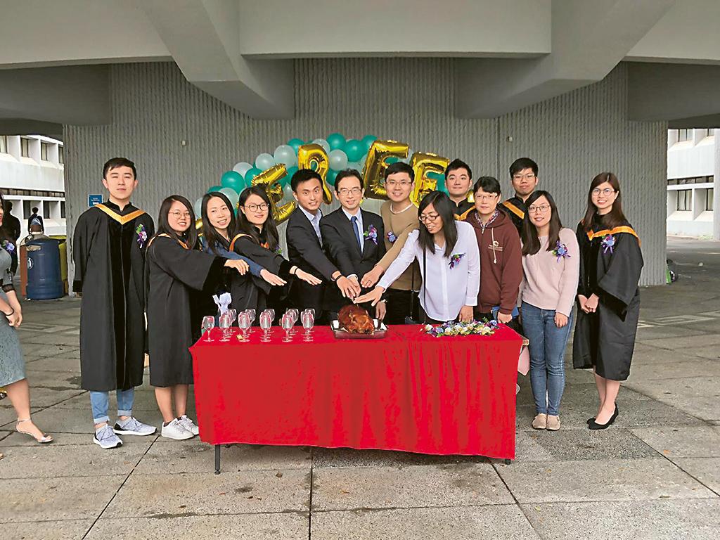 學系歷年來培育不少優秀畢業生