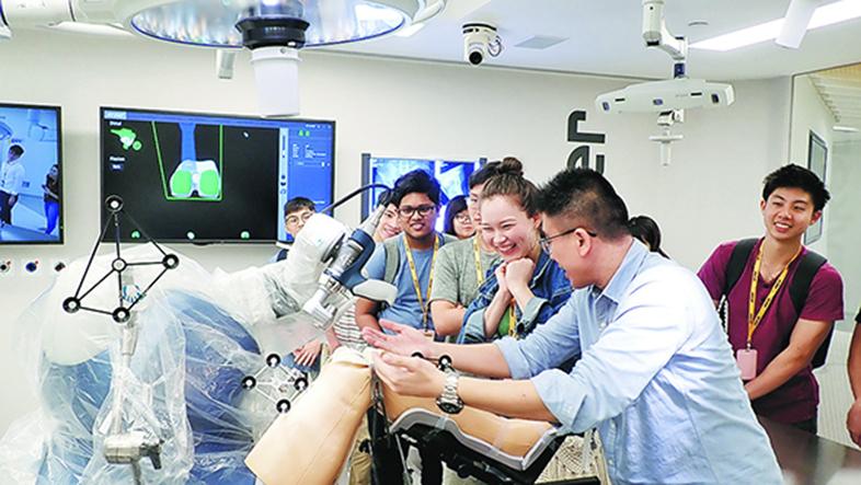 中大生物醫學工程學學士 跨學科訓練 培育專才推動科技發展