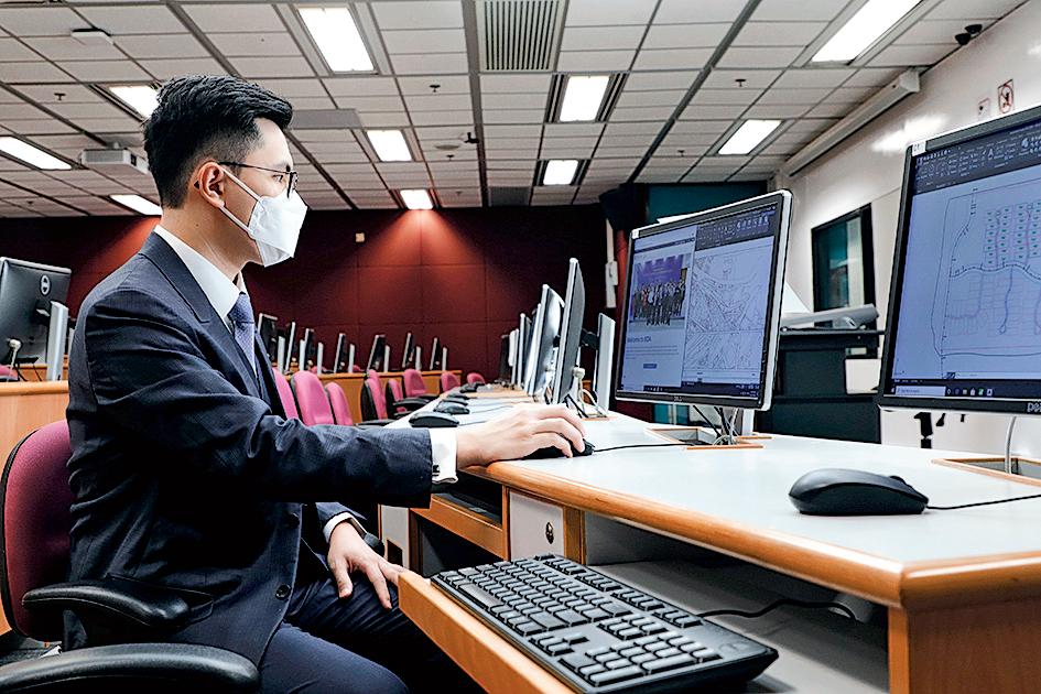 楊偉諾指,讀大學時學會使用業界常用的電腦軟件,投身職場後,工作更得心應手。
