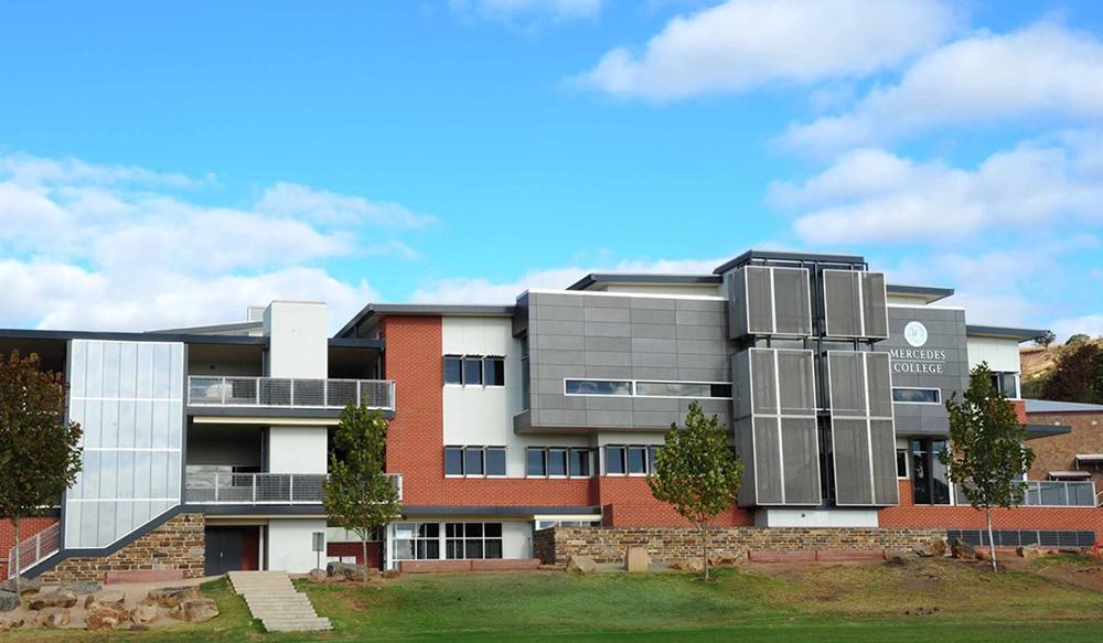澳洲Mercedes College 50年招收海外學生經驗