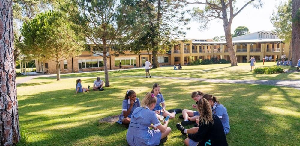 澳洲私立男女中學Scotch College, Adelaide 重視學生身心發展