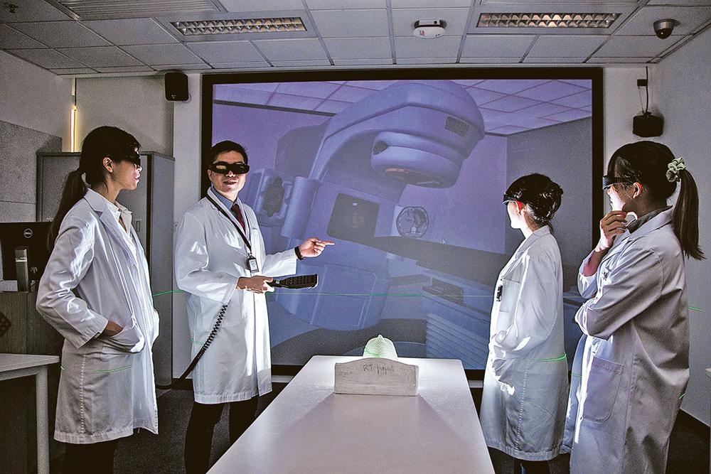 應對未來醫療服務需要 培養醫學物理專才