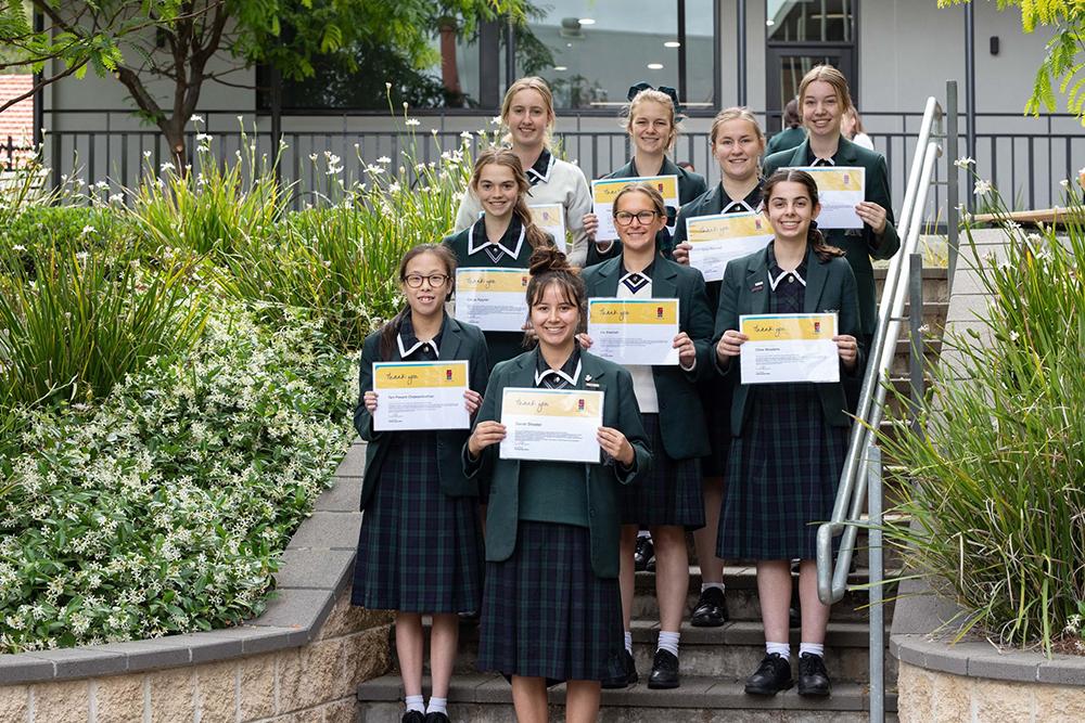 南澳女子中學Seymour College 致力培訓學生成為有能力、樂觀和正義女性