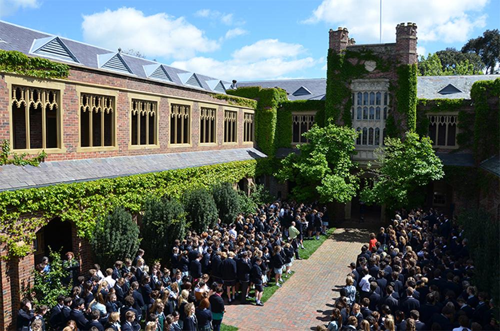 澳洲寄宿中學The Geelong College 畢業生多獲「八大」取錄
